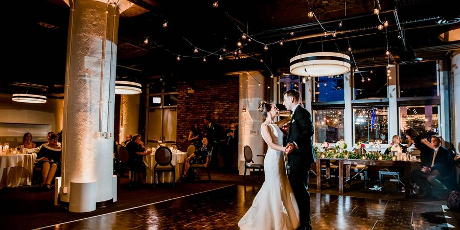 River Roast wedding Chicago