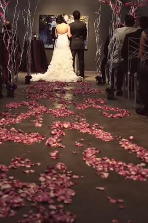 Warehouse215 @ Bentley Projects wedding Phoenix/Scottsdale