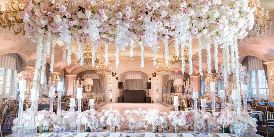 The St. Regis New York wedding Manhattan