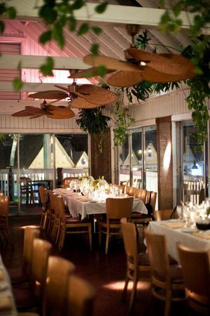 Rooftop Cafe wedding Florida Keys