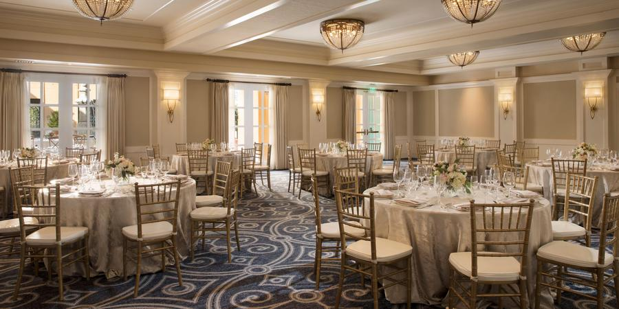 The Lafayette Park Hotel & Spa wedding East Bay
