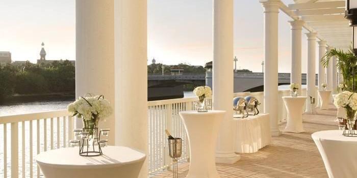 Sheraton Tampa Riverwalk Hotel wedding Tampa