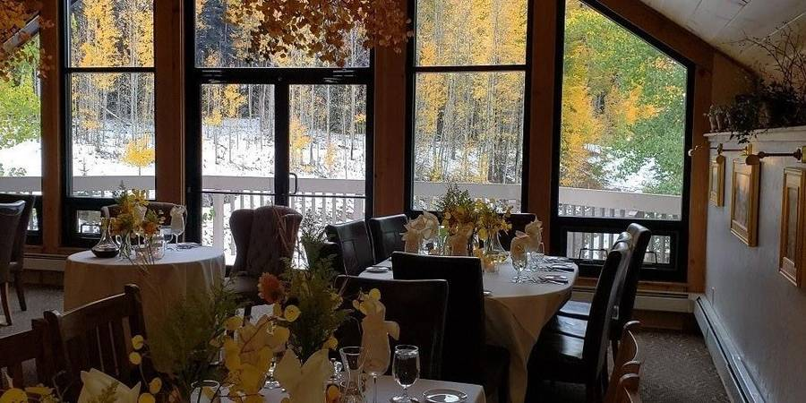 Silverpick Lodge wedding Aspen/Vail/High Rockies