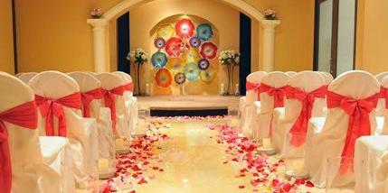 The Chapel at Planet Hollywood wedding Las Vegas