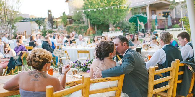 Alcantara Vineyard & Winery wedding Sedona/Flagstaff