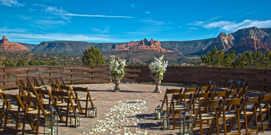 Agave of Sedona wedding Sedona/Flagstaff