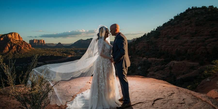 Agave of Sedona wedding Sedona/Flagstaff