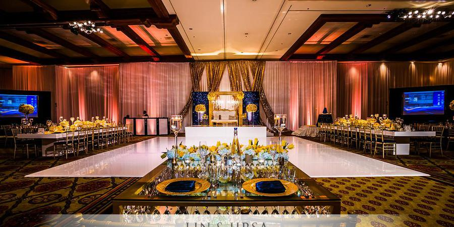 Hyatt Regency Huntington Beach Resort & Spa wedding Orange County