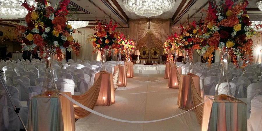 Hilton Lisle/Naperville wedding Chicago