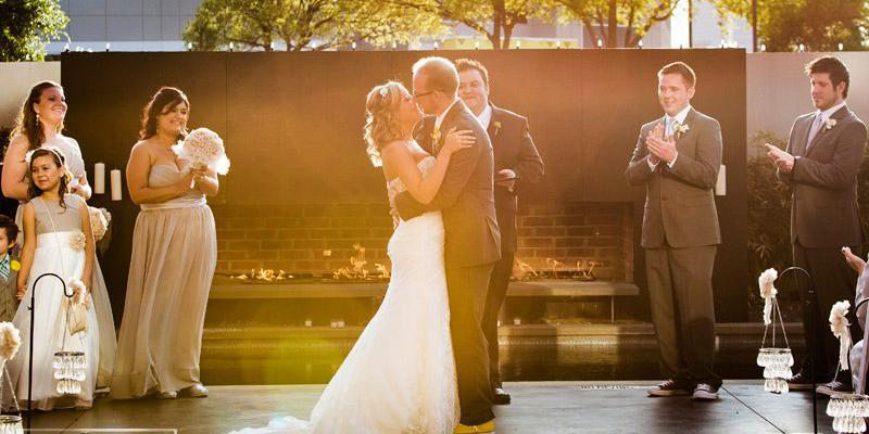 NYLO Plano at Legacy wedding Dallas