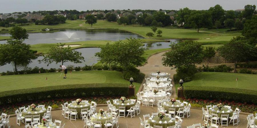 Stonebriar Country Club wedding Dallas