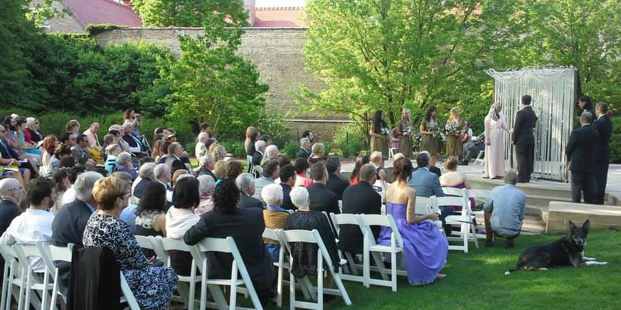 Glessner House wedding Chicago