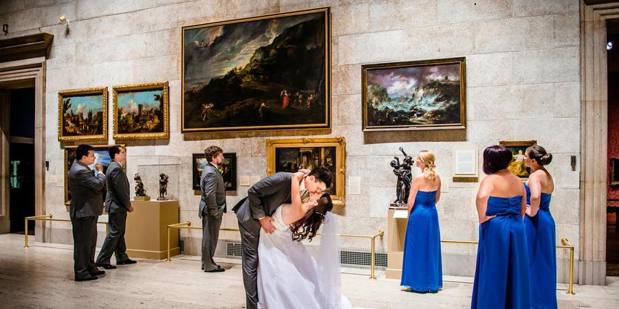 Memorial Art Gallery wedding Finger Lakes