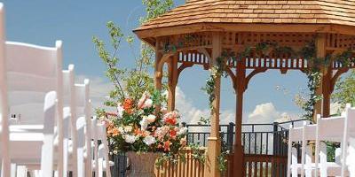 Courtyard Grand Junction wedding Aspen/Vail/High Rockies