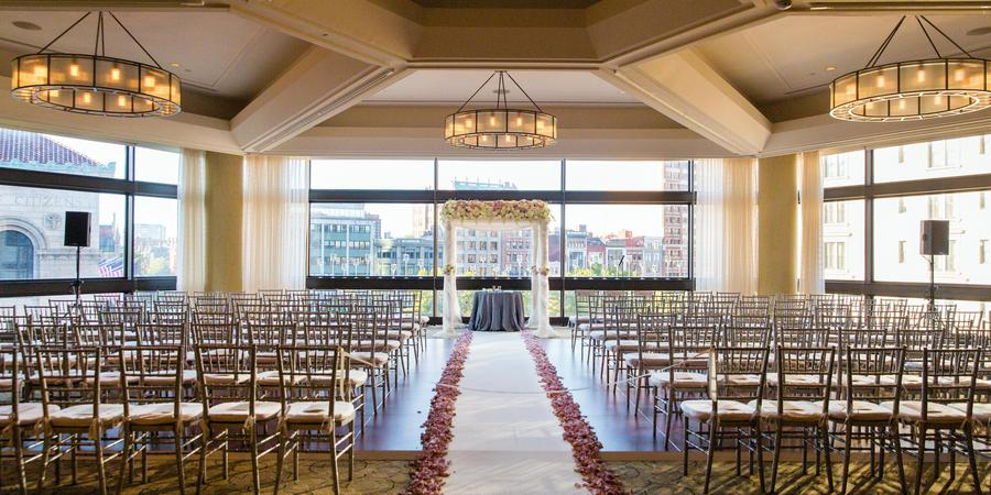 The Westin Copley Place Boston wedding Boston