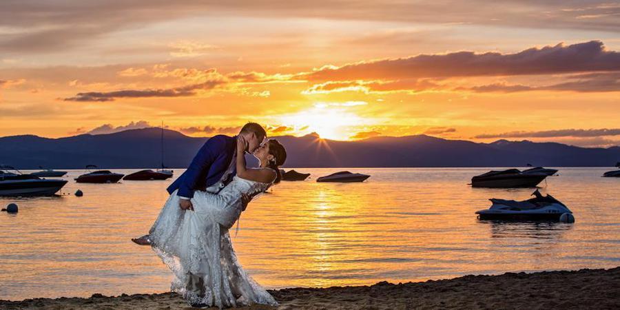 Round Hill Pines Beach Resort wedding Lake Tahoe