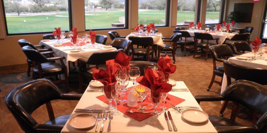 Forty Niner Country Club wedding Tucson