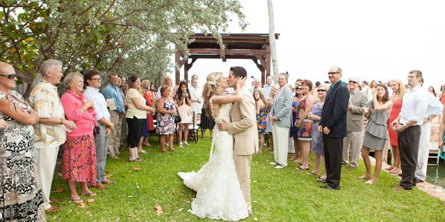 The Caribbean Resort wedding Florida Keys