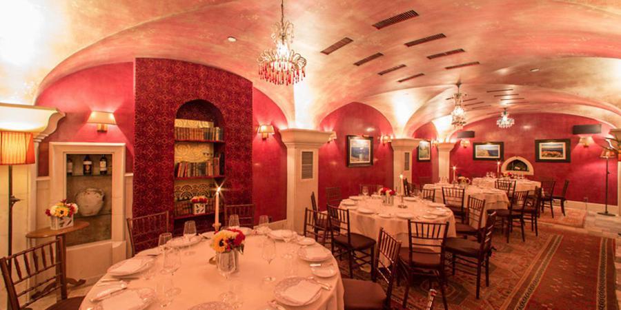 Bouley Test Kitchen - Flatiron wedding Manhattan