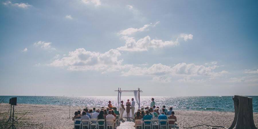 Palm Island Resort wedding Naples/Fort Myers