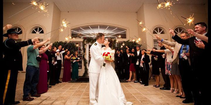 Queen's Harbour Yacht & Country Club wedding Jacksonville