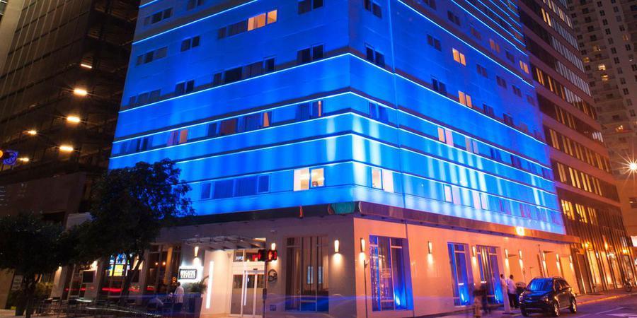 YVE Hotel wedding Miami