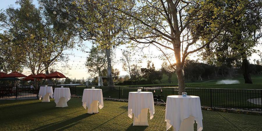 Porter Valley Country Club wedding Los Angeles