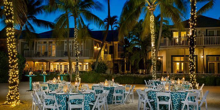 Southernmost Beach Resort wedding Florida Keys