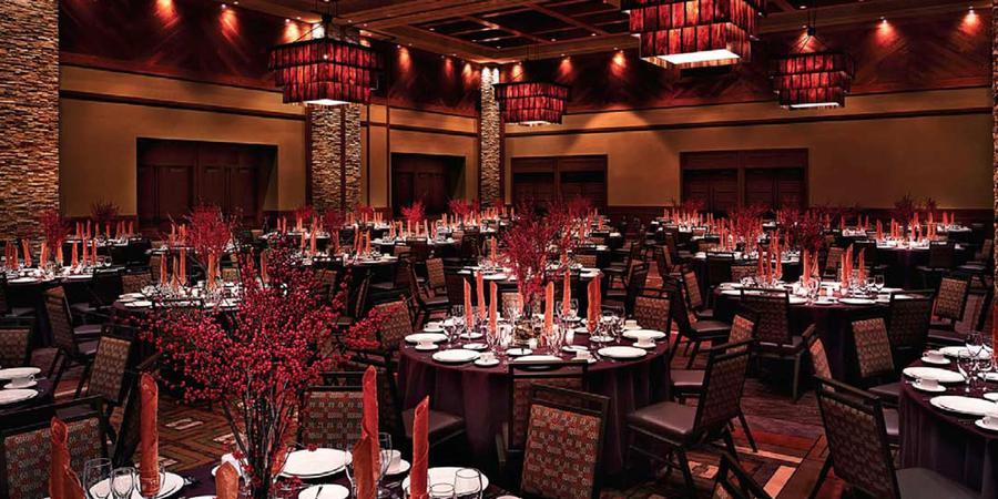 Ameristar Black Hawk Casino Resort Spa wedding Denver