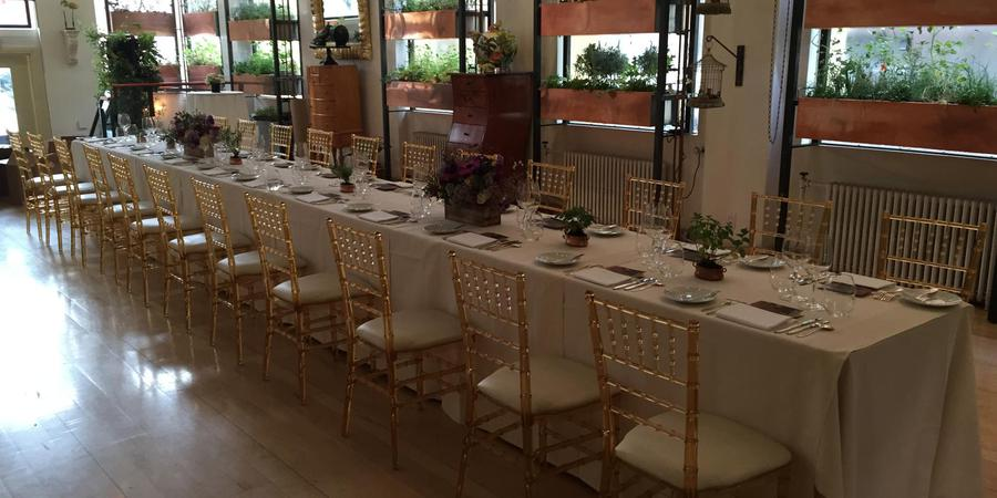 Bouley Botanical wedding Manhattan