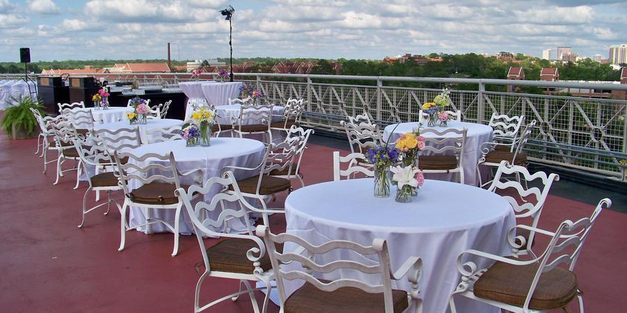 University Center Club wedding Northwest Florida