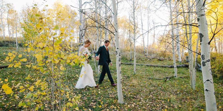 Chipeta Solar Springs Resort wedding Aspen/Vail/High Rockies