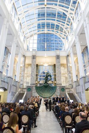 Pazzo's 311 wedding Chicago