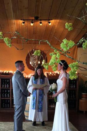 J Wrigley Vineyards wedding Portland