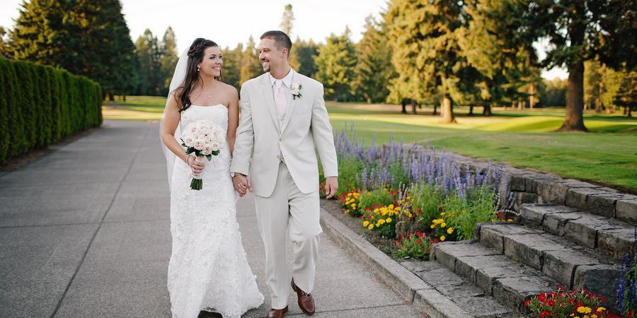 Willamette Valley Country Club wedding Portland