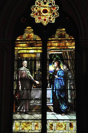 Church of the Covenant wedding Boston