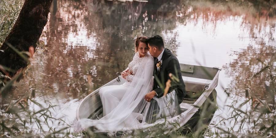 Stewart Family Farm wedding Willamette Valley