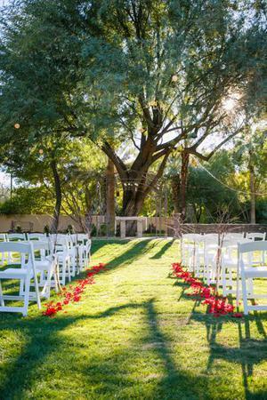 The Secret Garden Event Center wedding Phoenix/Scottsdale