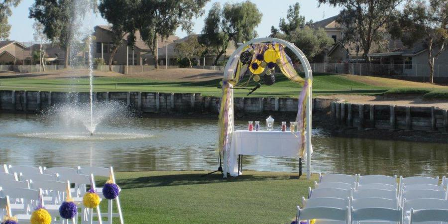 Western Skies Golf Club wedding Phoenix/Scottsdale