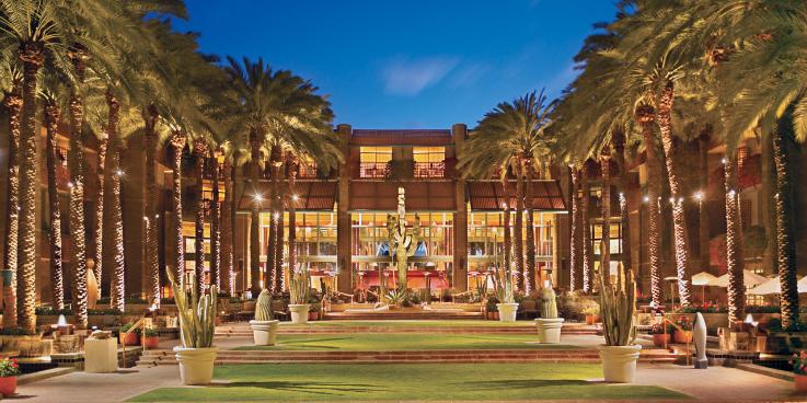 Hyatt Regency Scottsdale Resort & Spa at Gainey Ranch wedding Phoenix/Scottsdale