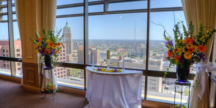Plaza Club San Antonio wedding San Antonio