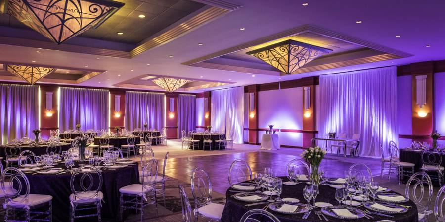 Pullman Hotels and Resorts wedding Miami