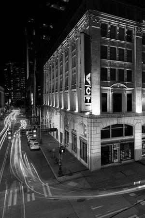 ACT Theatre wedding Seattle