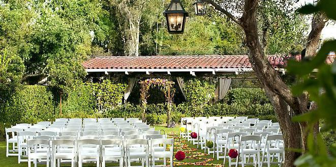 Rancho Bernardo Inn wedding San Diego