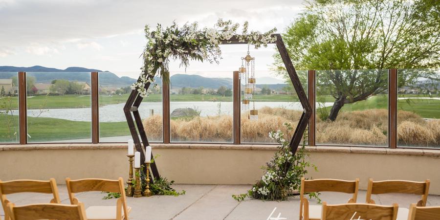 Dayton Valley Golf Club wedding Reno