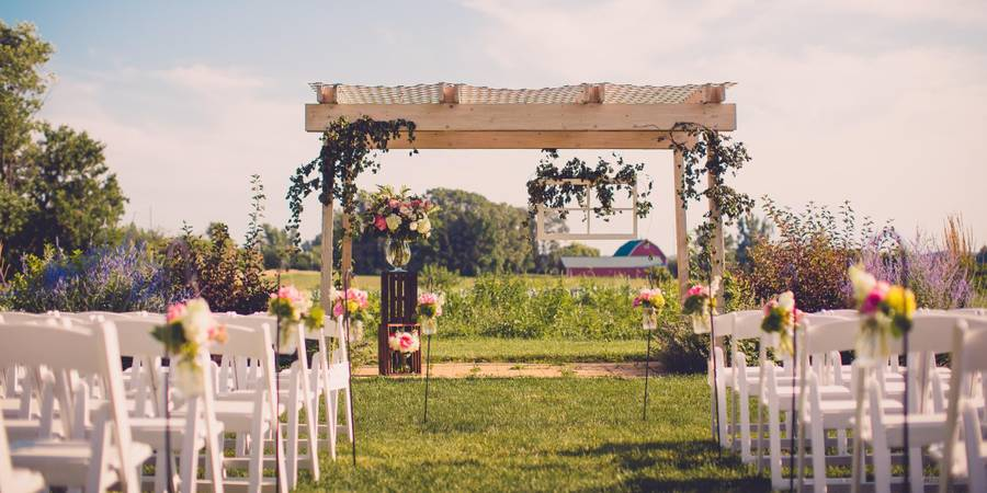 Heritage Prairie Farm wedding Chicago