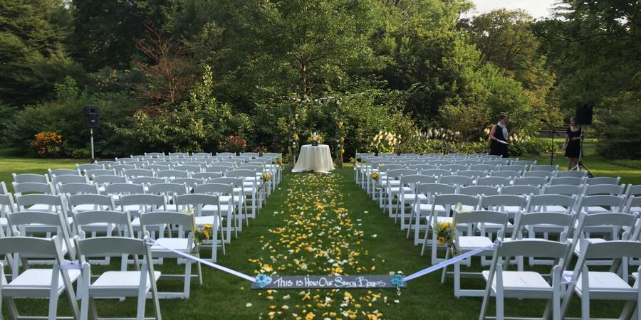 Cantigny Park wedding Chicago