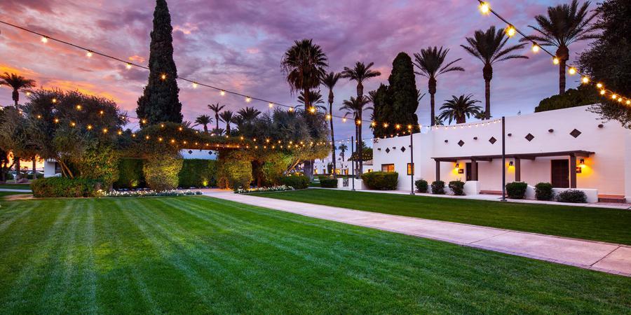 The Wigwam wedding Phoenix/Scottsdale