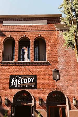The Melody Ballroom and Event Center wedding Portland