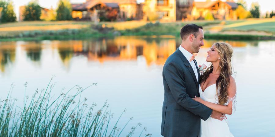 Pronghorn Resort in Bend wedding Willamette Valley